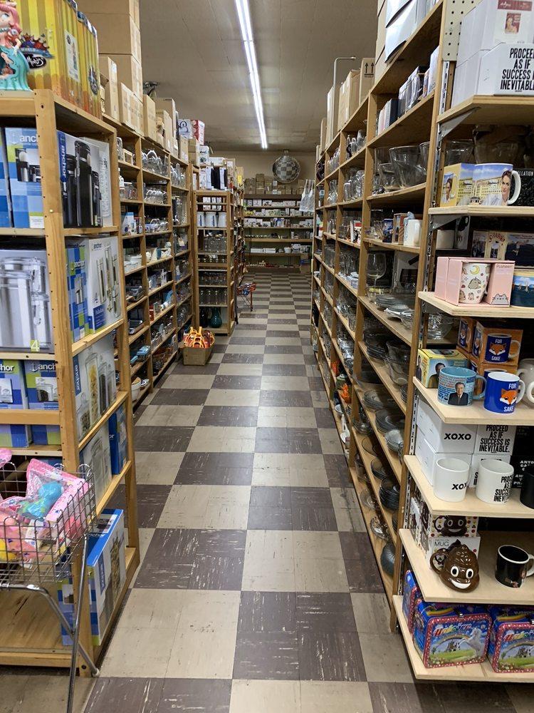 Richards Variety Store: 2347 Peachtree Rd NE, Atlanta, GA