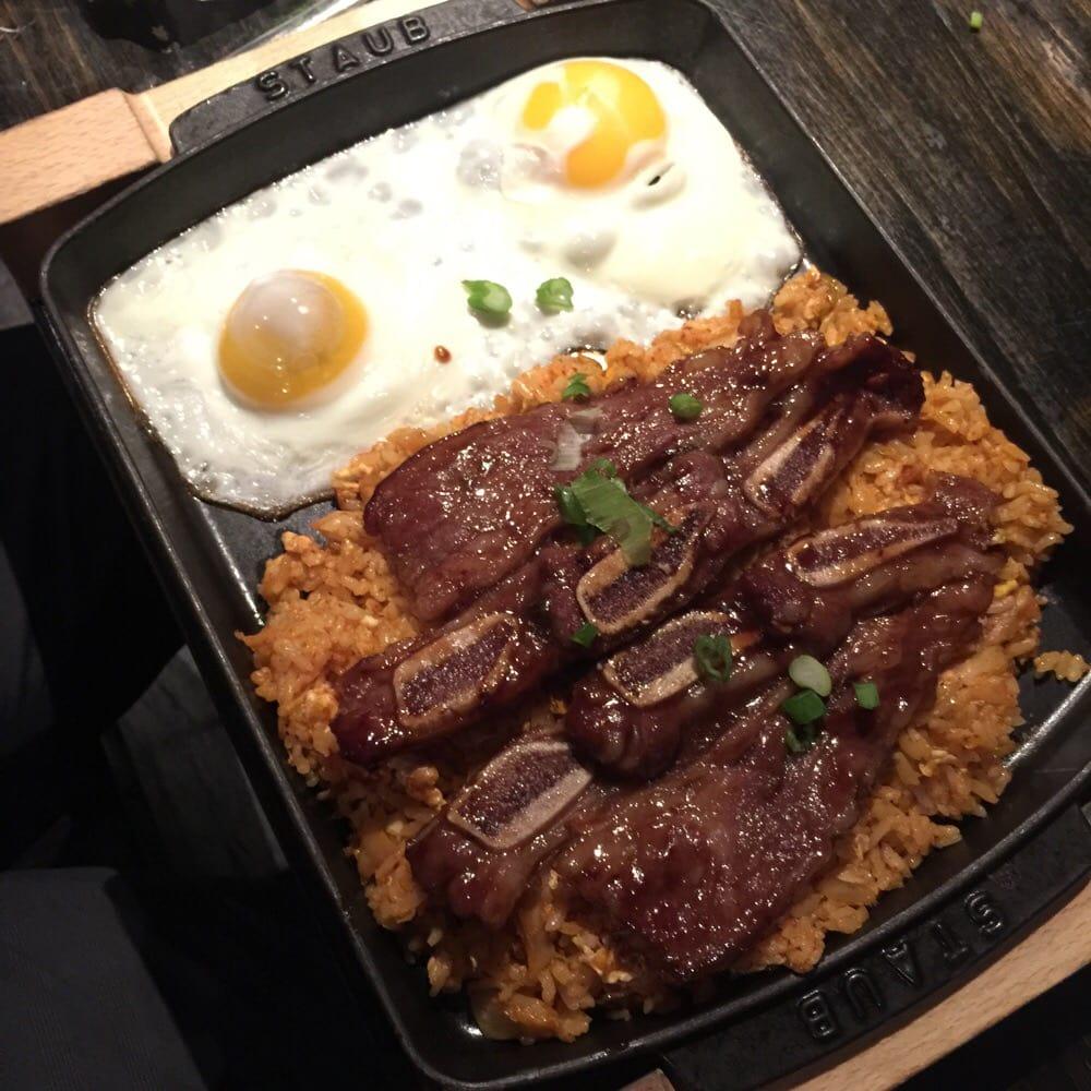 Korean Steak & Eggs Entree - Yelp