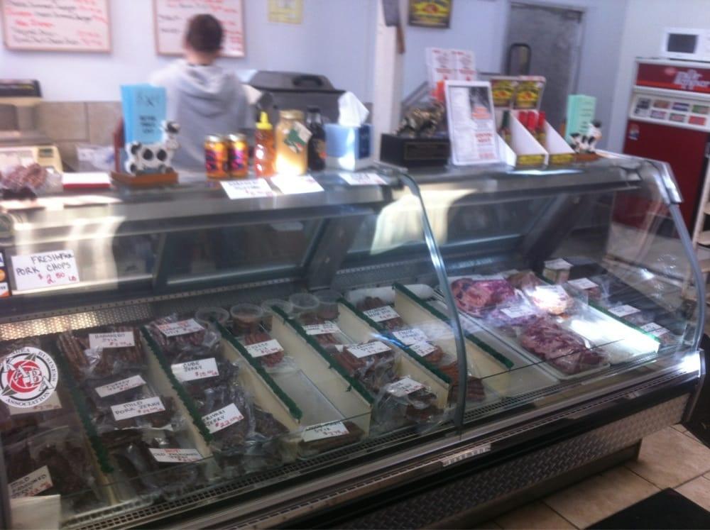 Kenyon Meat Locker: 116 Spring St, Kenyon, MN