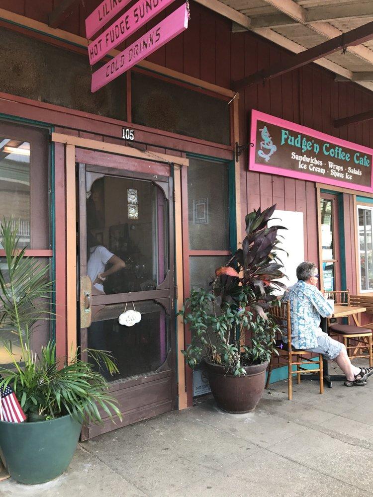 Hamakua Fudge Shop: 45-3611 Mamane St, Honokaa, HI