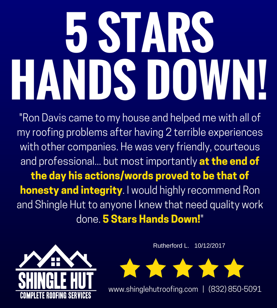 Photos for Shingle Hut Complete Roofing Services - Yelp