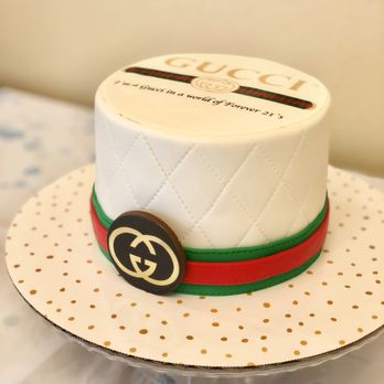 Gucci love  all edible gucci cake , Yelp
