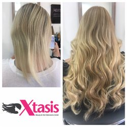 Xtasis beauty salon hair extension center 353 photos 31 photo of xtasis beauty salon hair extension center miami fl united states tape in hair extensions pmusecretfo Images