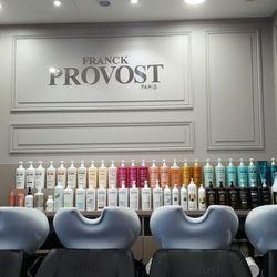 Franck provost coiffeurs salons de coiffure 300 for Tarif salon franck provost