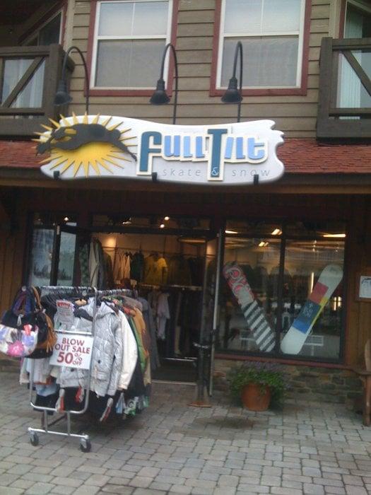 Full Tilt: 10 Snowshoe Rd, Snowshoe, WV