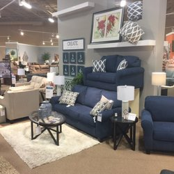 Photo of Ashley HomeStore - Danville, VA, United States. What a great  display