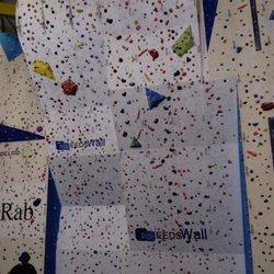 Leeds rock climbing