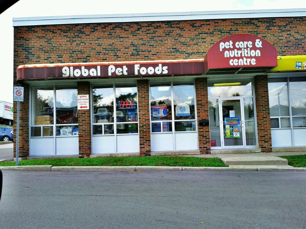 Global Pet Foods Thornhill