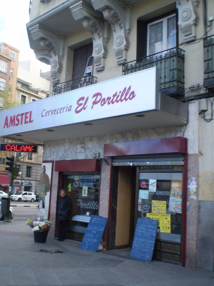 El portillo spaans calle de los embajadores 72 for Calle prado 8 madrid