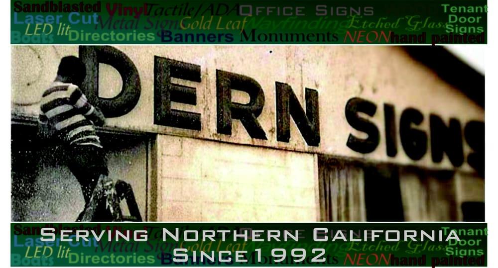 Modern Sign & Design: 5701 Horton St, Emeryville, CA