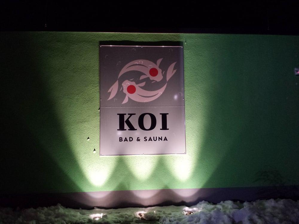 Koi bad sauna sauna kaiserslauterer str 19a for Koi homburg