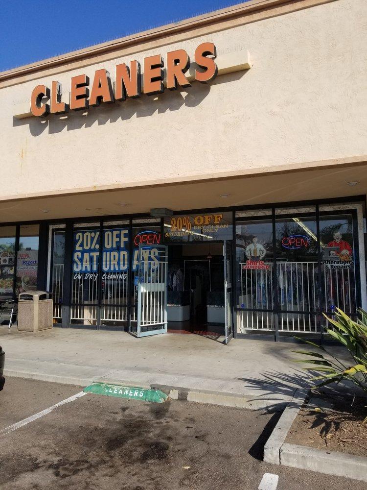 Clean Express: 6935 Federal Blvd, Lemon Grove, CA