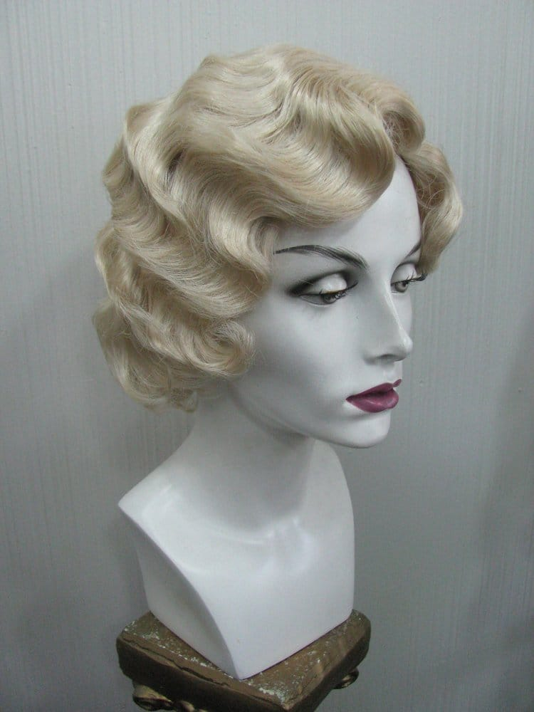1920s Finger Wave Yelp