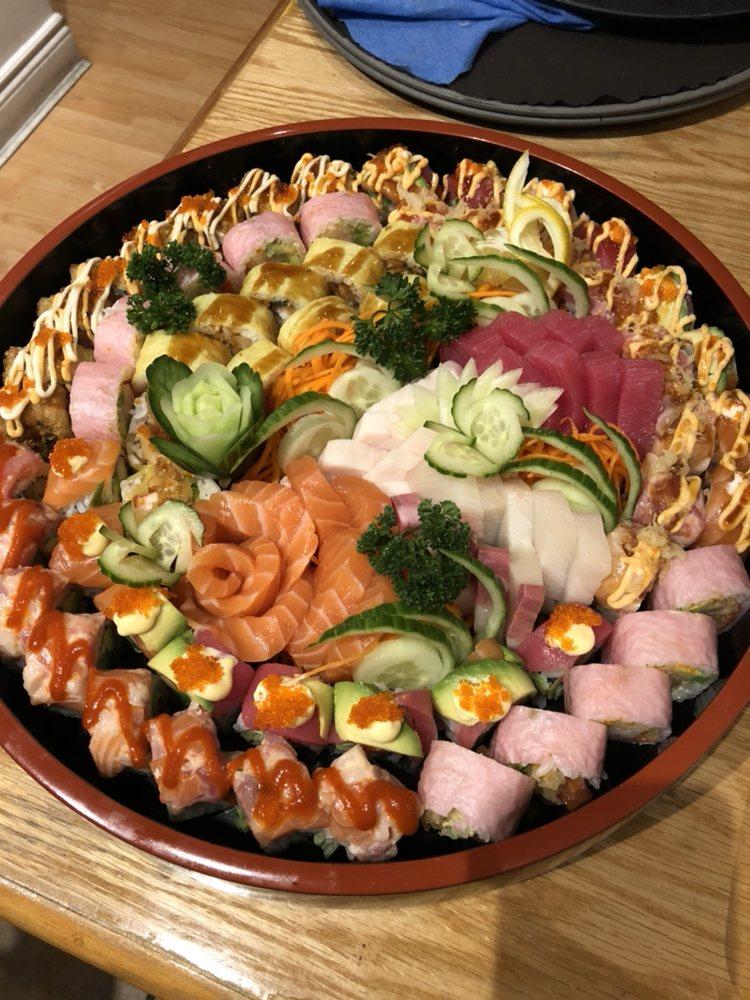 Sushi Restaurants In Parkland Fl