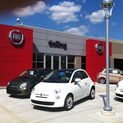 Golling FIAT Get Quote Car Dealers S Telegraph Rd - Where is the nearest fiat dealership