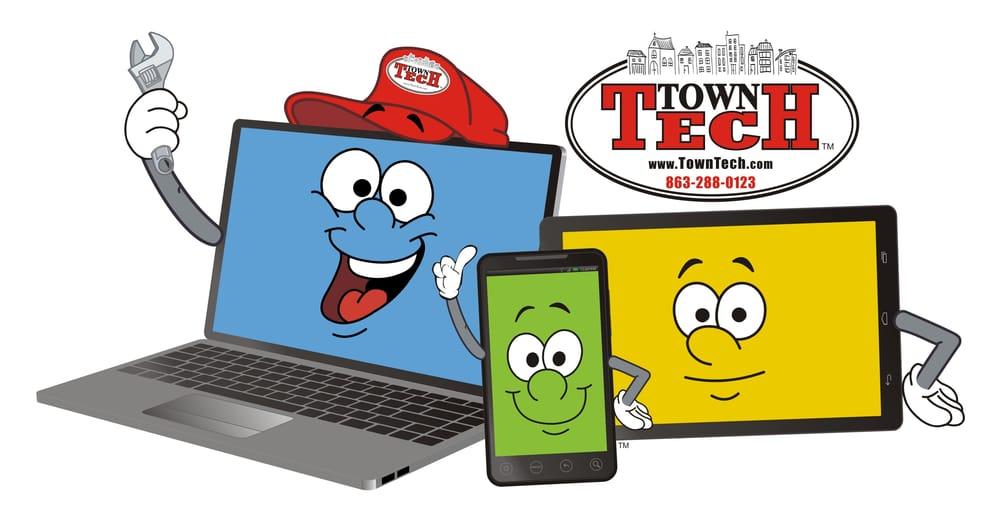 Town Tech: 217 Main St, Auburndale, FL