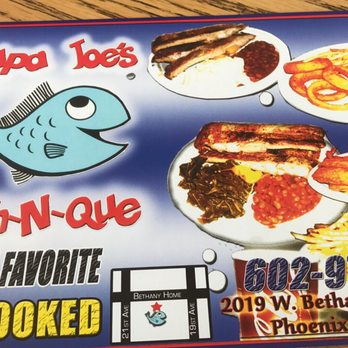 Papa Joe S Fish N Que 111 Photos 212 Reviews Fish