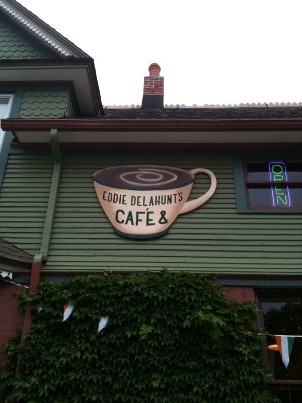 Eddie Delahunt S Cafe Kansas City