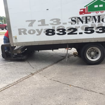 Photo Of Safe N Fast Movers Houston Tx United States Truck That