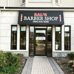 Sal's Barber Shop Barbers 549 Thompson Road S Milton