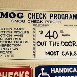 A1 Smog Test - 36 Reviews - Smog Check Stations - 507 C Broadway