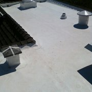 TPO Roof   Photo Of Ace Roofing Company   Glendale, CA, United States. TPO  Roof