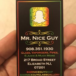 Mr nice guy shop 48 photos head shops 217 broad st elizabeth photo of mr nice guy shop elizabeth nj united states our our new business card reheart Images