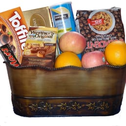 Photo of Gift In Basket - Toronto, ON, Canada. All fruit gift baskets