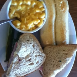 American Kitchen  San Diego, CA, United States. Sandwich meal