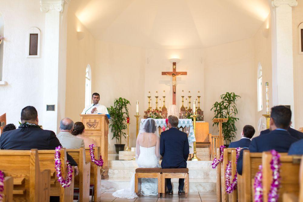 Maria Lanakila Catholic Church: 712 Wainee St, Lahaina, HI