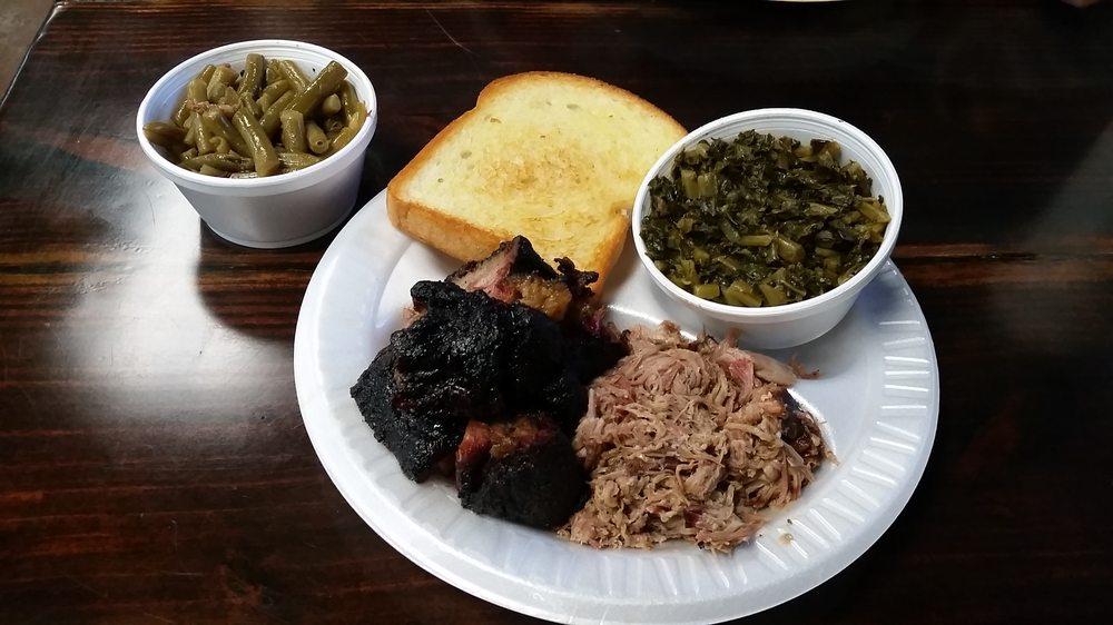 Texas Pit BBQ: 546 W Church St, Angier, NC