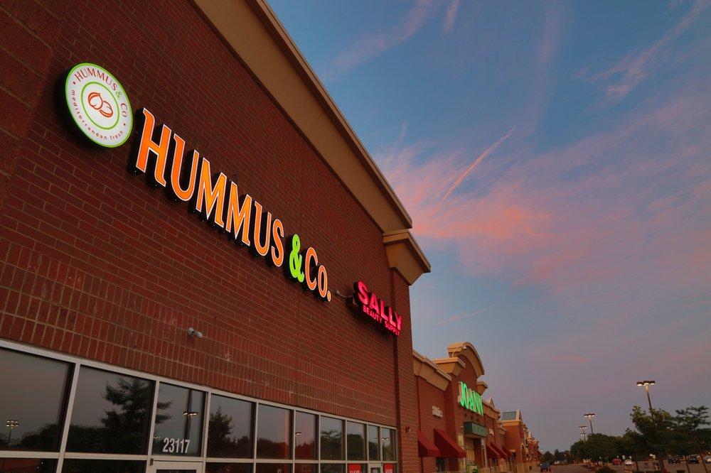 Hummus & Co.: 23117 Outer Dr, Allen Park, MI