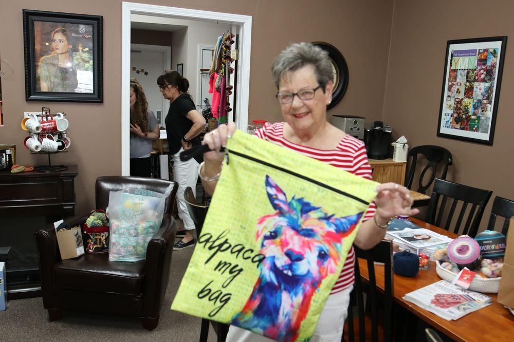 Beyond The Rainforest Yarn Shop: 12830 S Saginaw St, Grand Blanc, MI
