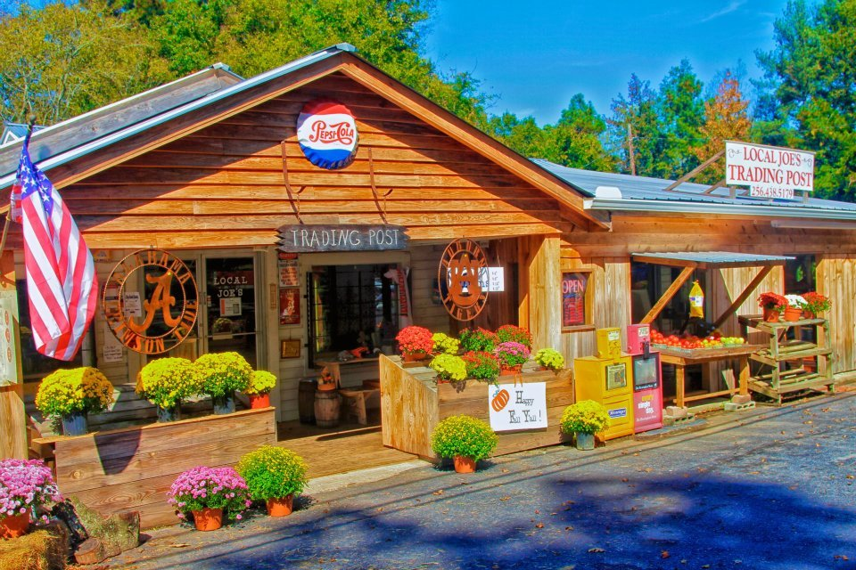 Local Joe S Trading Post Rainbow City Al