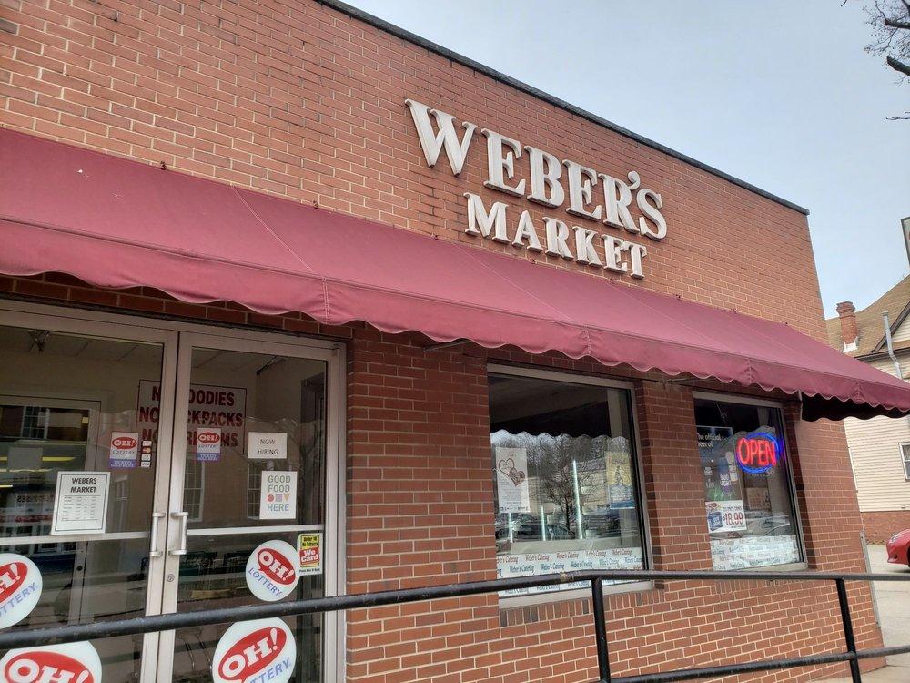 Social Spots from Weber's Market