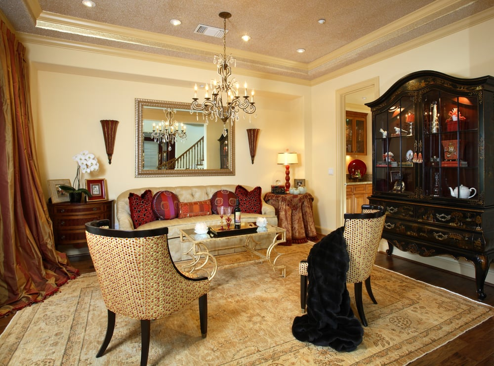 Sophisticated chic yelp for Elite interior designs