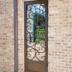 Memphis Security Doors Amp Custom Wrought Iron Doors Tuscan