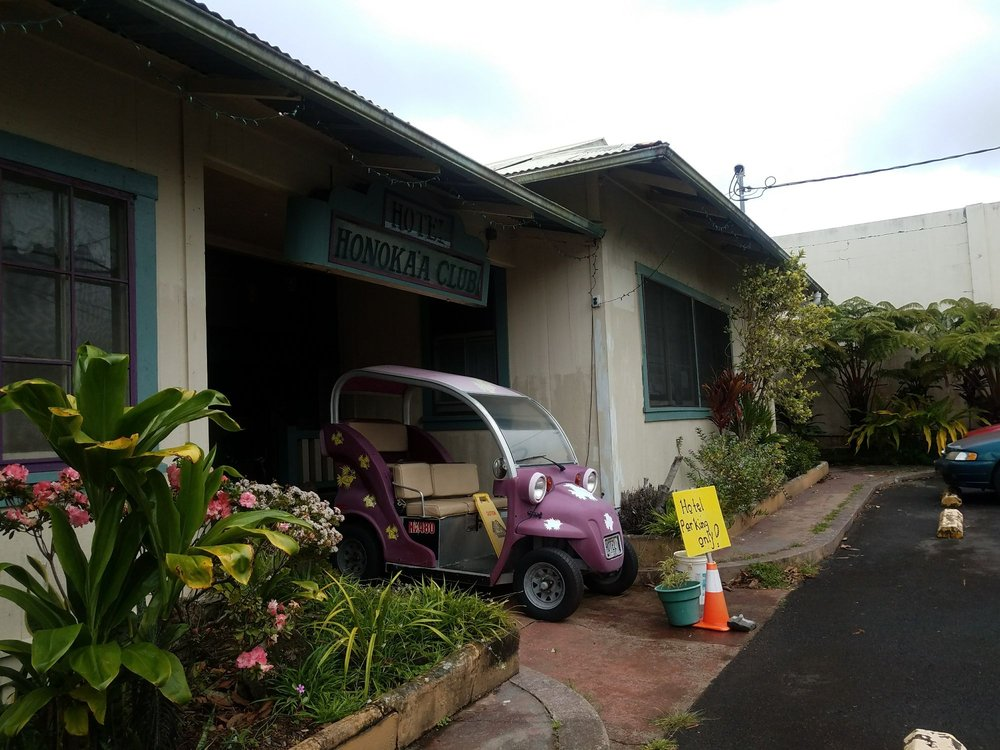 Hotel Honokaa Club: 45-3480 Mamane St, Honokaa, HI