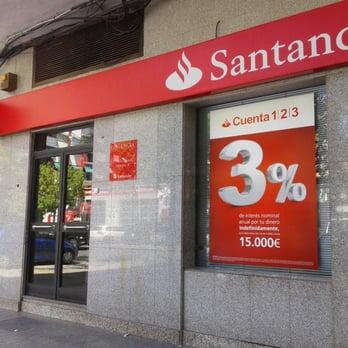 Banco santander bancos y cajas calle juan ram n for Oficinas banco santander valencia