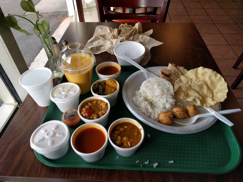 Balaji Cafe: 298 Sunset Park Dr, Herndon, VA
