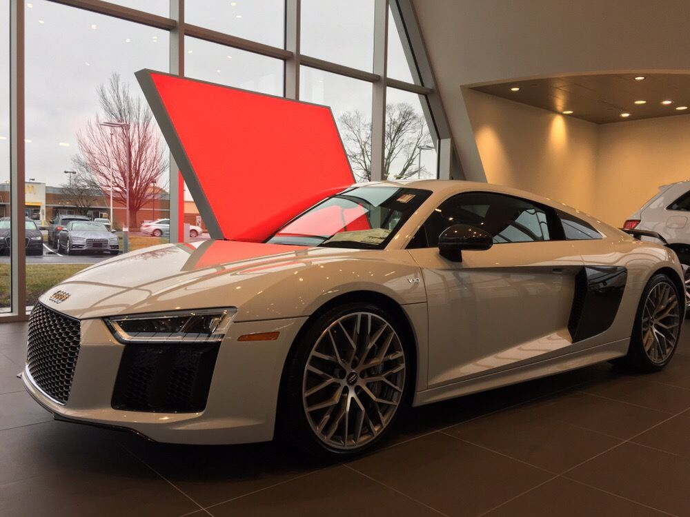 Fathers And Sons Audi >> 2017 R8 Plus Coupe Yelp