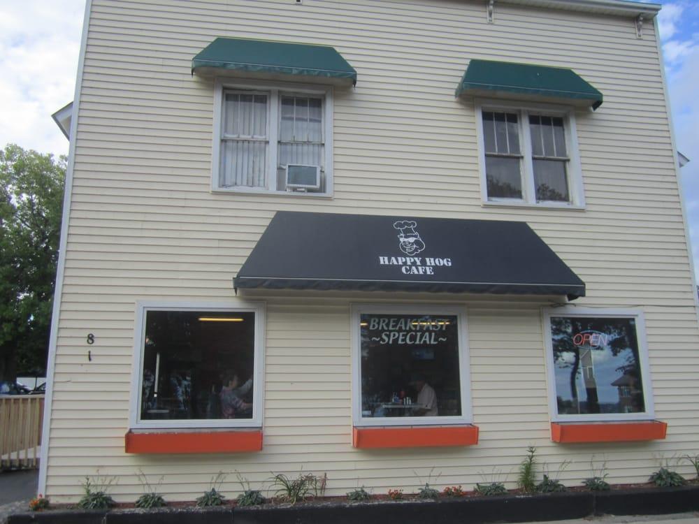Happy Hog Cafe Traverse City