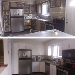 Photo Of Suraci Painting   New Haven, CT, United States. Before And After