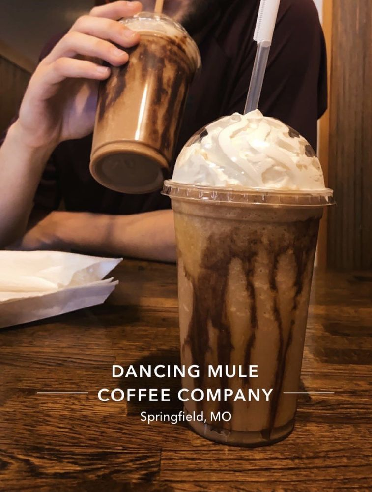 Social Spots from Dancing Mule Coffee