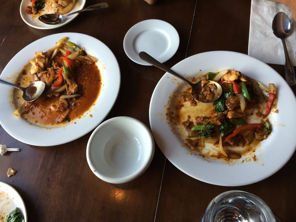 Thai Food Near  Willow Ave