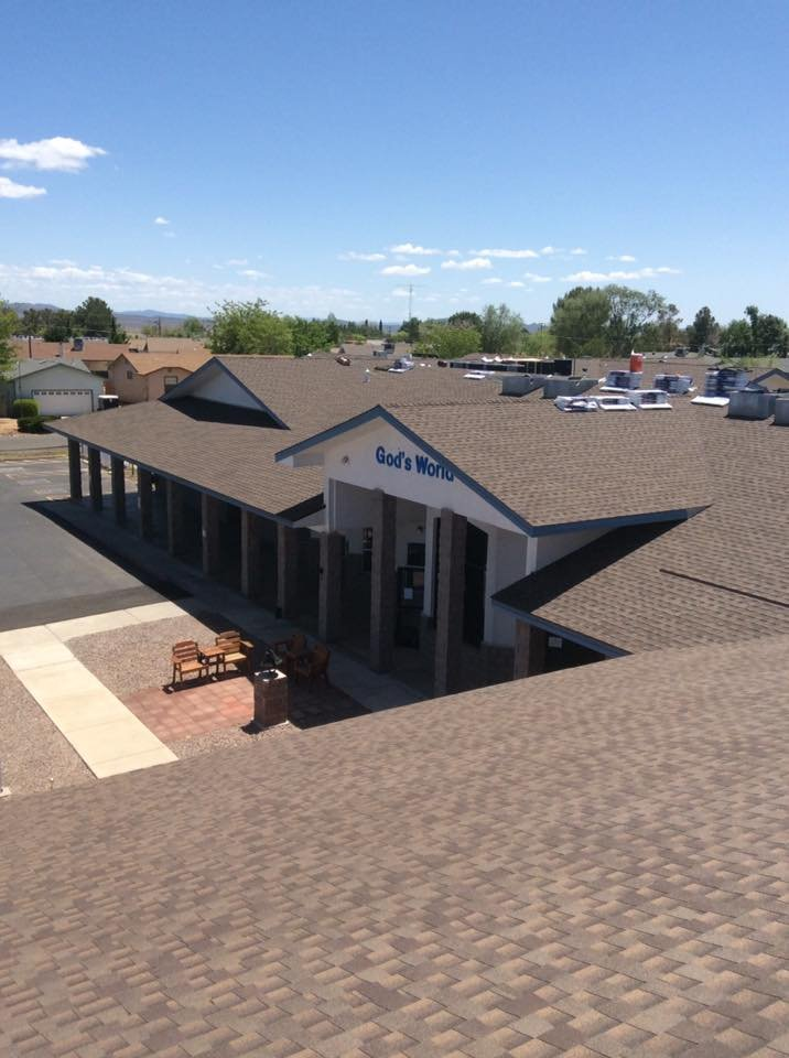 Command Roofing: 8312 E State Route 69, Prescott Valley, AZ