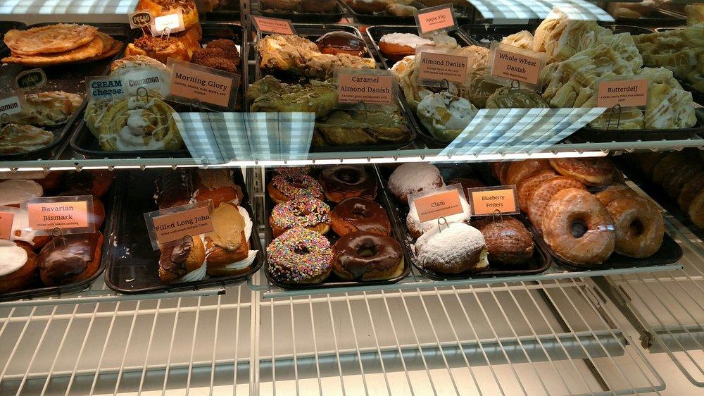 Carroll's Bakery: 416 Grand Ave, Spencer, IA