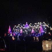 Lovely ... Photo Of The Larsen Christmas Light Show   Elburn, IL, United States.  Lights