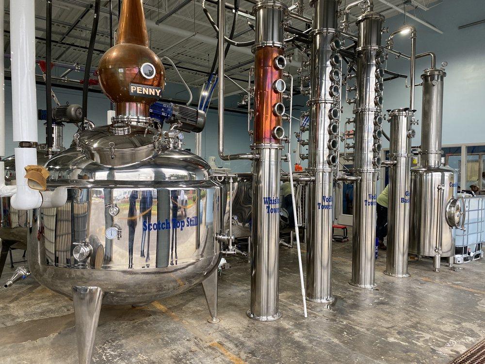 Rotten Little Bastard Distillery: 2139 Boundary St, Beaufort, SC