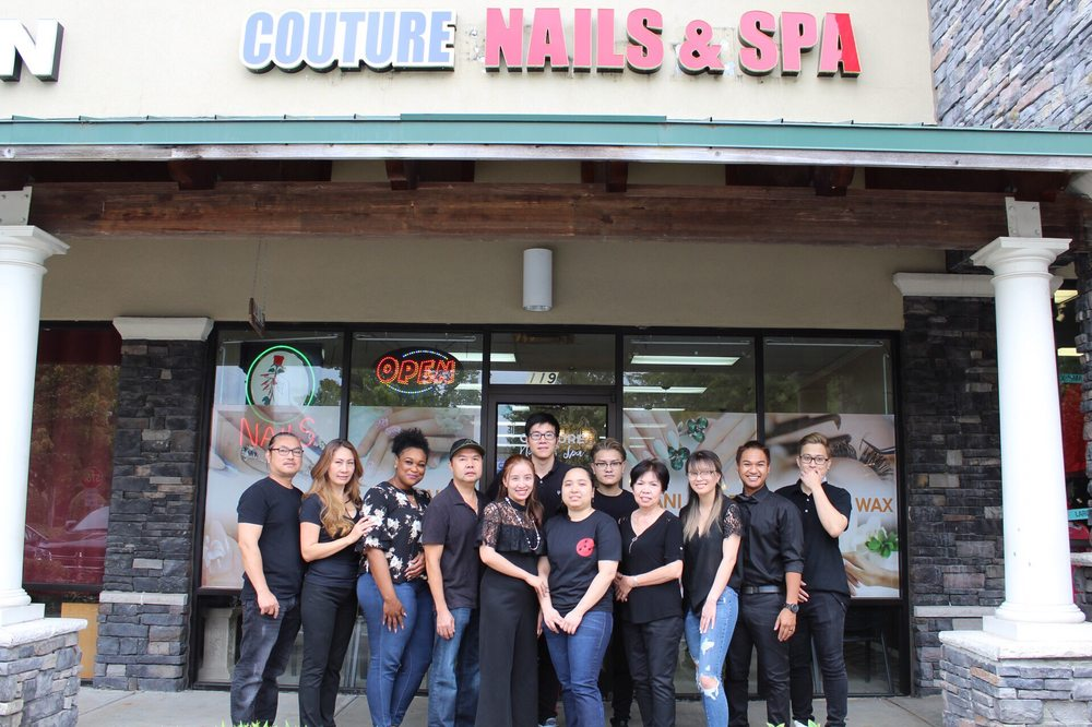 Couture Nails & Spa: 7301 Stonecrest Concourse, Lithonia, GA